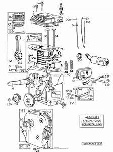 Toro 62912  5 Hp Lawn Vacuum  1975  Sn 5000001