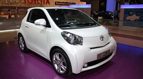 Smallest Toyota Car by Toyota At The Motor Show 2008 Car Magazine
