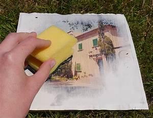 Foto Auf Holz Bügeln : wanddeko selber machen foto auf holz ernsting 39 s family blog ~ Markanthonyermac.com Haus und Dekorationen