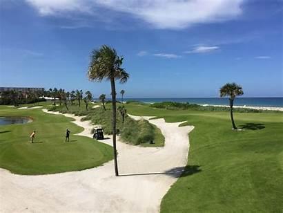 Golf Palm Beach Course Par Town Dock