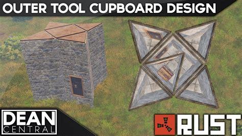 rust external tool cupboard strong