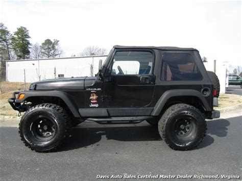 sahara jeep 2 door 1997 jeep wrangler sahara edition 4x4 lifted 2 door 4 0l