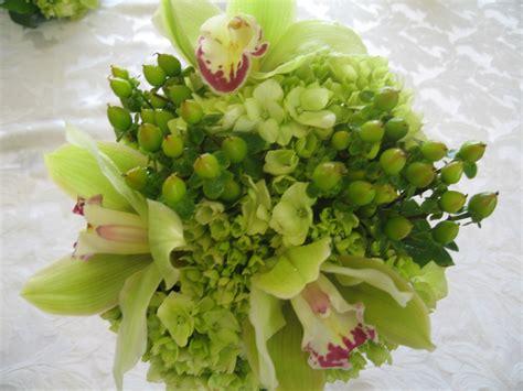 wedding flower bouquets beautiful green wedding flower bouquets weddings