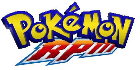 Pokemon Rpm Logo By Rangeranime On Deviantart