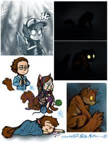 Gravity Falls Werewolf Dipper Fan Fiction