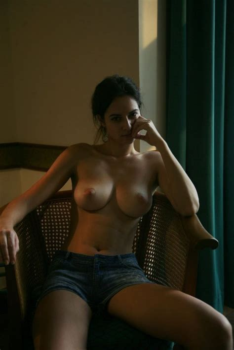 Anna By Mike Dowson Topless In Jeans Sorted By