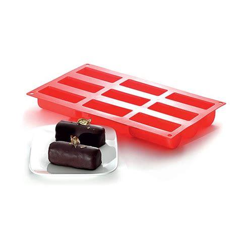 mathon cuisine moule silicone 9 mini buches yoko design moules et