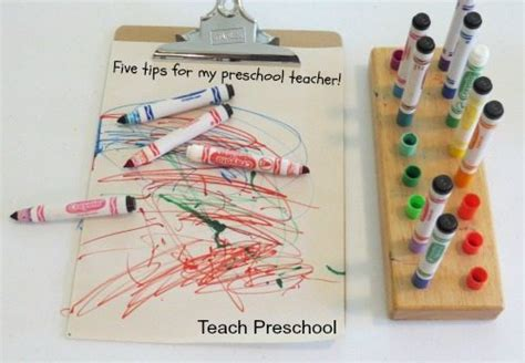 five tips for my preschool teach preschool 619 | Five tips for my preschool teacher by Teach Preschool