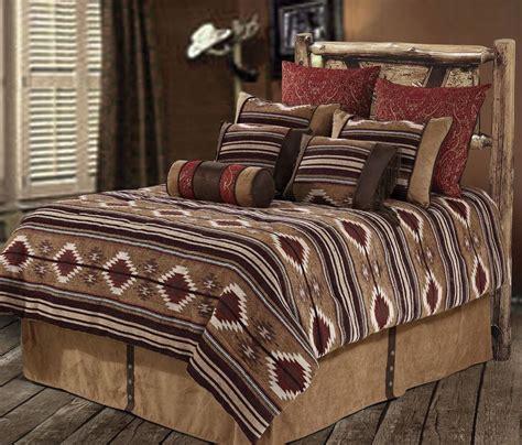 southwestern navaho bedding comforter set ebay