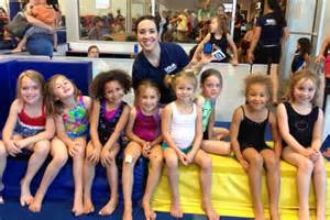 Youth Girls Gymnastics Class
