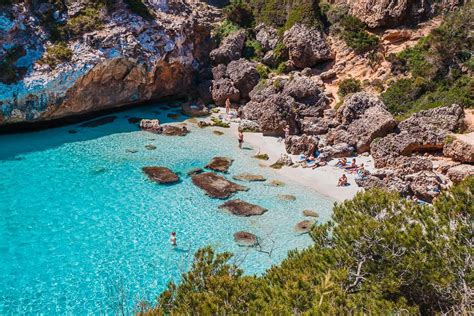 The 7 Prettiest Beaches In Mallorca Heart My Backpack