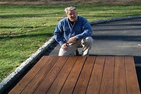 Cabots Deck Stain Drying Time by One Day Deck Restoration Wash Brighten And Seal The