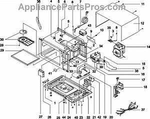 Parts For Amana Ald510    P1331005m  Electrical Components