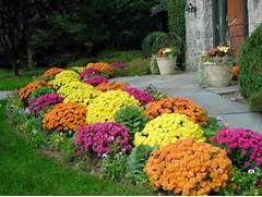 Fall Seasonal Ideas Decorating Flower Gardens  Outdoorthemecom