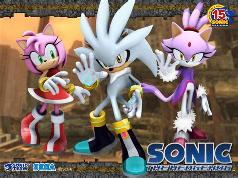 Sonic the Hedgehog (2006) Wallpaper and Background Image ...