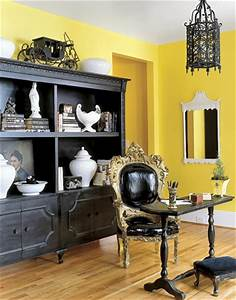 yellow telecommute office archives virtual vocations With kitchen colors with white cabinets with louis vuitton wall art