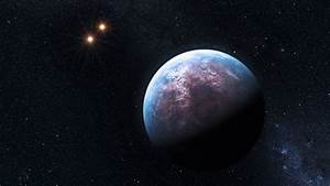 cosmodynamics: Earth-like planet discovered, may support life.