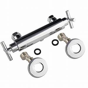 Mischbatterie Dusche Aufputz : paulgurkes aufputz mischbatterie dusche armatur kreuzgriff ~ Watch28wear.com Haus und Dekorationen