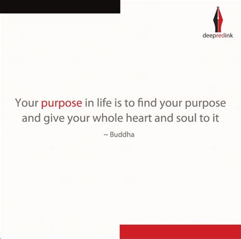 Living On Purpose Quotes