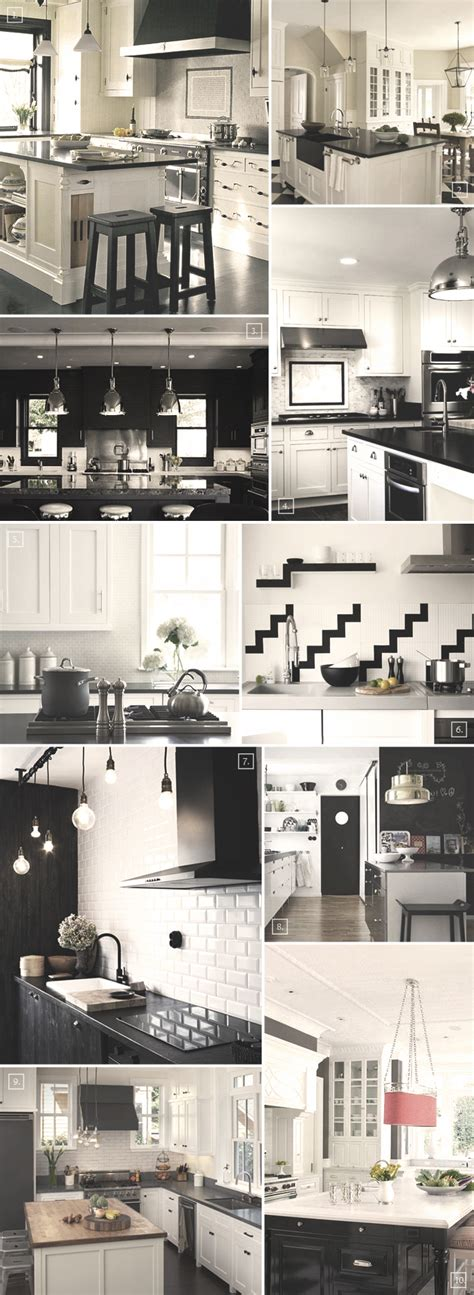 white and black kitchen ideas black and white kitchen ideas and designs mood board