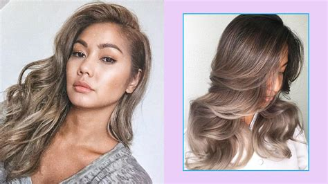 10 Gorgeous And Wearable Ash Brown Hair Color Ideas
