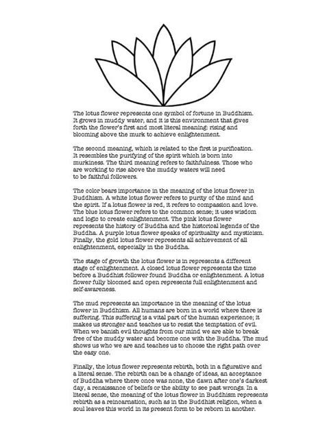 The meaning of the lotus flower | Tattoos | Pinterest