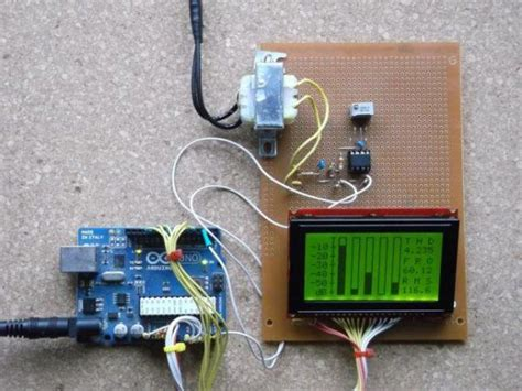 arduino uno project power quality meter someone would call it s pq monitor or pq analyzer i
