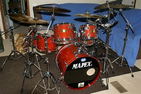 Mapex Saturn Proseries Complete Drum Kit  Steven's Gear