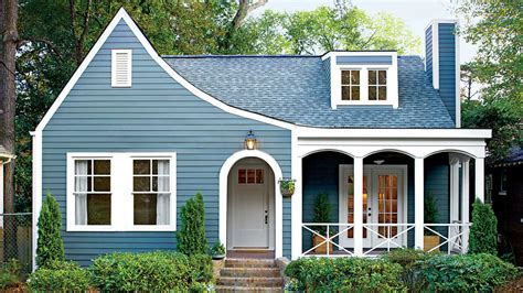 Charming Home Exteriors-southern Living