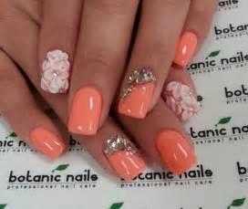D acrylic nail art ideas