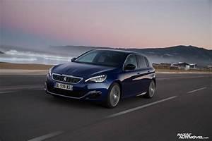 Peugeot 308 Gt Apresentado Em Portugal