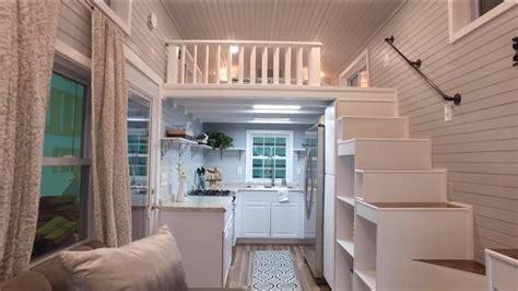 luxurious tiny house   split level floor plan youtube