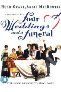 beverly in movieland four weddings and a funeral or two - Four Weddings And A Funeral