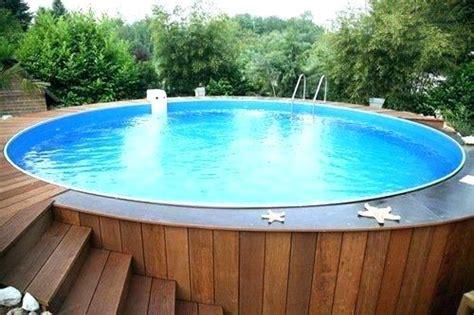 Pool Holzverkleidung Selber Bauen by Pool Holzverkleidung Edarfde Mit Gunstig Treppe Holz