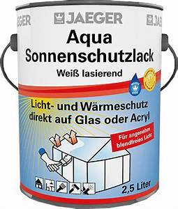 Jäger Aqua Fliesenlack : jaeger aqua sonnenschutzlack ~ Watch28wear.com Haus und Dekorationen