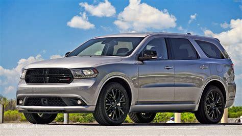 jeep durango driven 2016 dodge durango r t autoevolution