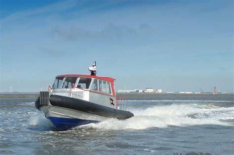 Boot Ameland Water Taxi by Watertaxi Lek Persbureau Ameland