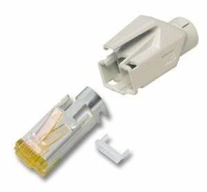 Rj45 Stecker Crimpen Anleitung : cat6a hirose connector rj45 voor soepele kabel 10 stuks ~ Eleganceandgraceweddings.com Haus und Dekorationen