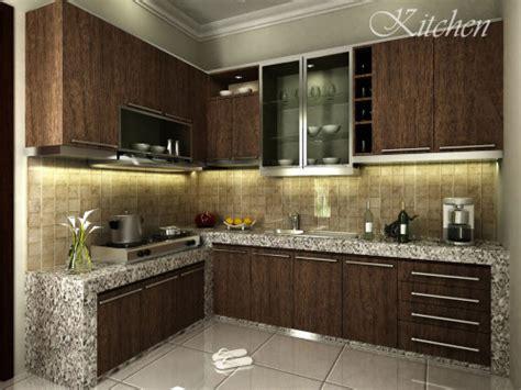 koleksi dapur minimalis sederhana inspiratif