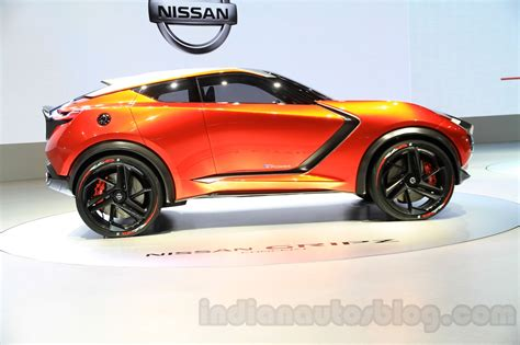 Nissan Gripz Concept Profile At The 2018 Tokyo Motor Show