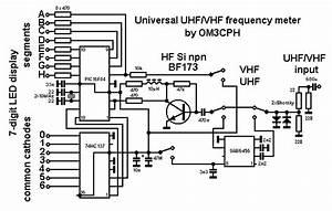 Vhf  U0026 Uhf Universal Frequency Meter