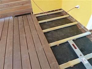 balkon holz unterkonstruktion kartaginainfo With garten planen mit balkon holzbelag unterkonstruktion