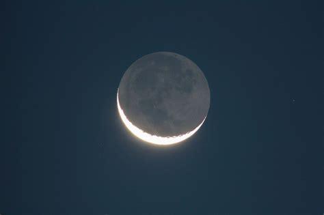 moon illuminated  astronomy magazine interactive