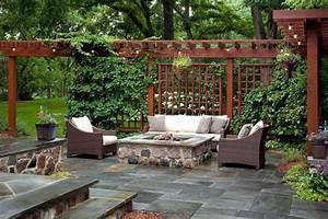 10, Simple, And, Minimalist, Backyard, Patio, Design, Ideas, U2013, Design, U0026, Decor