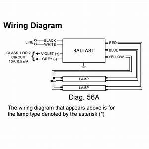 Osram T5 Ballast Wiring Diagram