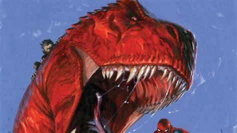 marvel comic pairs devil dinosaur  moon girl ign