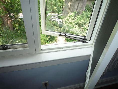 casement windows  stays  latches   cranks   swing  screens