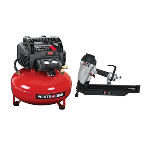 Portercable 312 In Roundhead Framing Nailer And