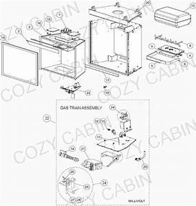 Lennox Gas Fireplace Parts