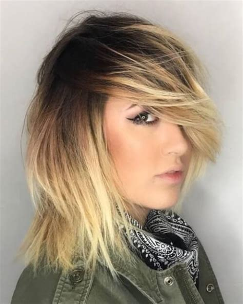 top  shoulder length hairstyles